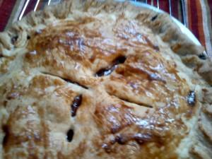Not so pretty pie :)